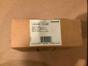 NEW OLD STOCK HONEYWELL L404D 1088 PRESSURETROL