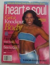 Heart & soul Magazine Venus & Serena April/May 2000 061915R