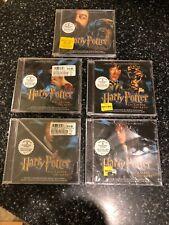 HARRY POTTER 5 Original  Motion Picture Soundtrack JOHN WILLIAMS  CD Lot New!