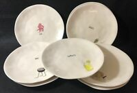 Rae Dunn Melamine Indoor / Outdoor Dinnerware SEE VARIATIONS (You Choose)