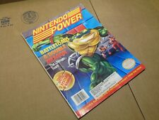 #49 49 Nintendo Power Battletoads Double Dragon N64 Video Game System NES