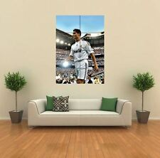CRISTIANO RONALDO FOOTBALL NEW GIANT LARGE ART PRINT POSTER PICTURE WALL G525