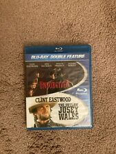 Unforgiven / Outlaw Josey Wales [Blu-ray] excellent condition, plays perfectly!