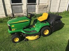 John Deere Ride-On Mowers