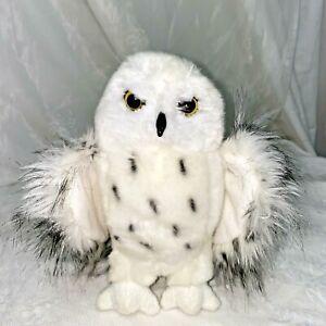 """Douglas Wizard Snowy Owl Plush Stuffed Animal 8"""""""