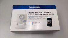 New Schlage WCW100 Home Indoor Wireless Camera-NEXIA Home Intelligence
