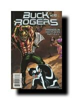 Buck Rogers-Dynamite#10B 5.0 VG+BAG:COMIC BOOK#10:AIRLORDS OF HAN+WILMA DEERING!
