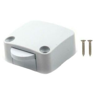 Pantry Switch for Cupboard Cabinet Door Light Closet White Electrical Tobin