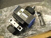 Parker DMVBF1600SNCR10 Hydraulic Control Valve