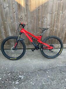 Calibre Bossnut Evo Small Frame Full Suspension Bike 27.5