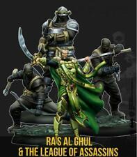 RAS AL GHUL & THE LEAGUE OF ASSASSINS