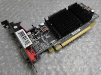 512MB XFX HD-435X-YA Radeon HD 4350 600M DDR2 PCIe DVI / VGA / TV Graphics Card