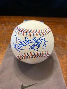 Richard Petty Signed Baseball Beckett BAS Coa Autographed NASCAR