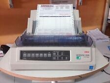Stampante OKI 3320 9 aghi formato 80 colonne