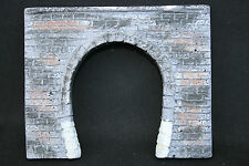 V371 Train diorama Ho Entree tunnel simple platre peinture 90mm * h 58mm pierre