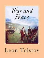 War and Peace : Volume-II by Leo Tolstoy (2014, Paperback)