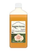 Organic Liquid Seaweed Fertilizer / Fertiliser - All Sizes - Shropshire Seaweed