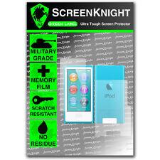 ScreenKnight Apple iPod Nano 7th Gen FULL BODY SCREEN PROTECTOR invisible Shield