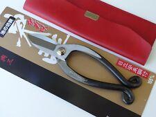 Japanese IKENOBO Pruning Iron Scissors tool w/ Case/Made in Japan