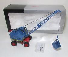 Schuco 450776500, 1:32 Fuchs Bagger 301 blau