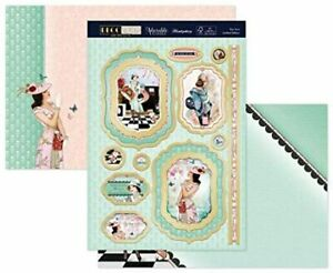 Hunkydory - Deco Wonder - You're a Limited Edition - Art Deco Topper Set