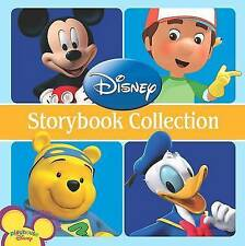 Disney Storybook Collection: Playhouse Favourite Characters Hardback Book