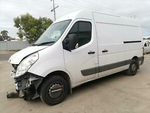 RENAULT MASTER TRANSMISSION AUTO, ** LOW KMS ** FWD DIESEL 2.3 TURBO X62 09/11-