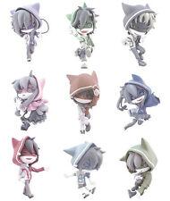 "Japan Popular comic KAGEROU ""Daze"" character figure 9 type Sanesu Japan"