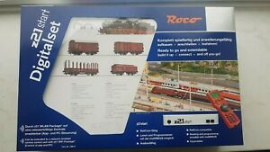 "Top ! Roco 1:87 HO-Spur  Digital  Startpackung  "" Güterzug "" ArtNr:51318  OVP"