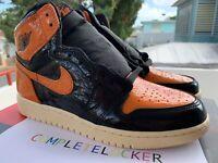 Nike Air Jordan 1 Retro High Shattered Backboard 3.0 OG GS 575441-028 Youth 5.5