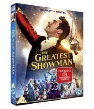 The Greatest Showman Blu-ray + digital 2017 Region B [DVD][Region 2]