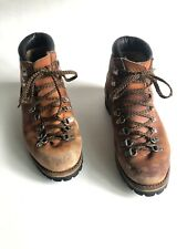 Vintage Red Wing Irish Setter Leather Hiking Mountaineering Boots Men's 10 D
