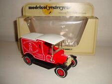 MOY code 2 - Y12 A.E.Baker (Industrial Supplies) Australia - red/white m/b c1980