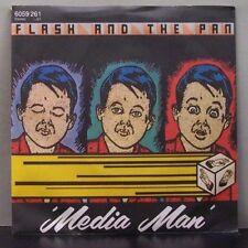 "(o) Flash And The Pan - Media Man (7"" Single)"