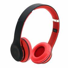 Wireless Bluetooth Headphone Foldable Headset Heavy Bass Earphone FM Radio