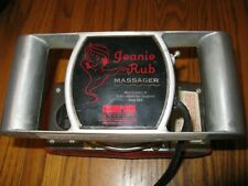 Morfam Jeanie Rub Massager Model M69-315A. Professional quality Made in the USA