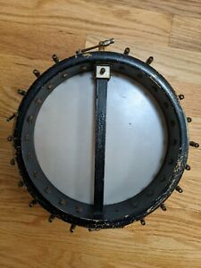 """Vintage Slingerland Banjo Rim 11"""" Complete High Quality 1920s"""