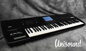 Korg Trinity BK Musik Workstation Drs Synthesizer IN Sehr Guter Zustand