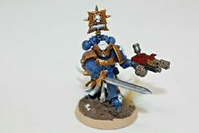 Warhammer Space Marine Captain Well Painted - JYS80