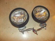 Farmall Super C Sc Ih Tractor Aftermarket Working 12v Lights Amp Brackets