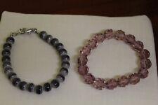 Quality  Fashion Jewellery = 2 Bracelets