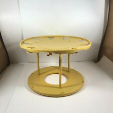Vintage RUBBERMAID 2705 Two Tier Lazy Susan Cup Plate Turntable