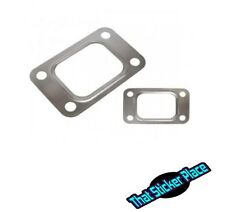 Turbo Stainless Turbo Gasket FOR T2 T25/T28 GT25/GT28 GT2876/GT3 Fits Garret
