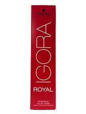 Schwarzkopf IGORA Royal Premium-Haarfarbe 7-1 Mittelblond Cendre