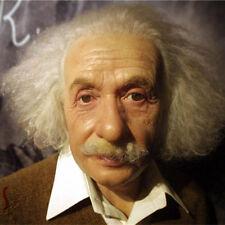 Einstein Weiß Ältere Perücke Gelockt Haar Perücke Fashion Kurz Perücke Wig