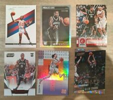 Brooklyn Nets (5) #d Card Lot: Buck Williams, Allen Crabbe, Rookies (No Lin)
