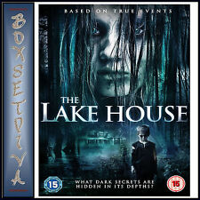THE LAKE HOUSE -  India Autry & Aram Bauman  *BRAND NEW DVD**
