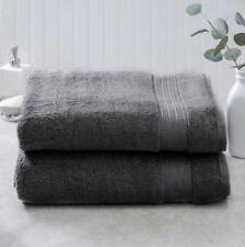 Charisma Soft 100% Hygro Cotton 2-piece Bath Sheet Set spa Machine wash new