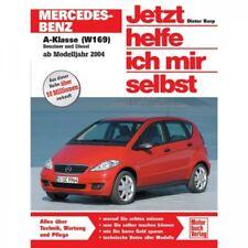 Mercedes A-Klasse W169 09.2004-04.2012 Reparaturanleitung Motorbuchverlag JHIMS