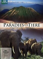DVD/ Ein Paradies für Tiere: Afrikas wildes Herz - The Great Rift !! NEU&OVP !!